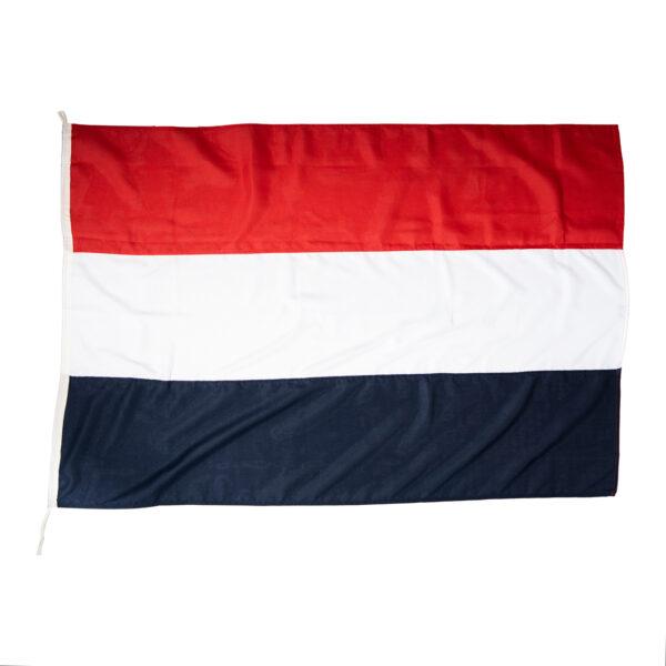 Nederlandse vlag marine blauw